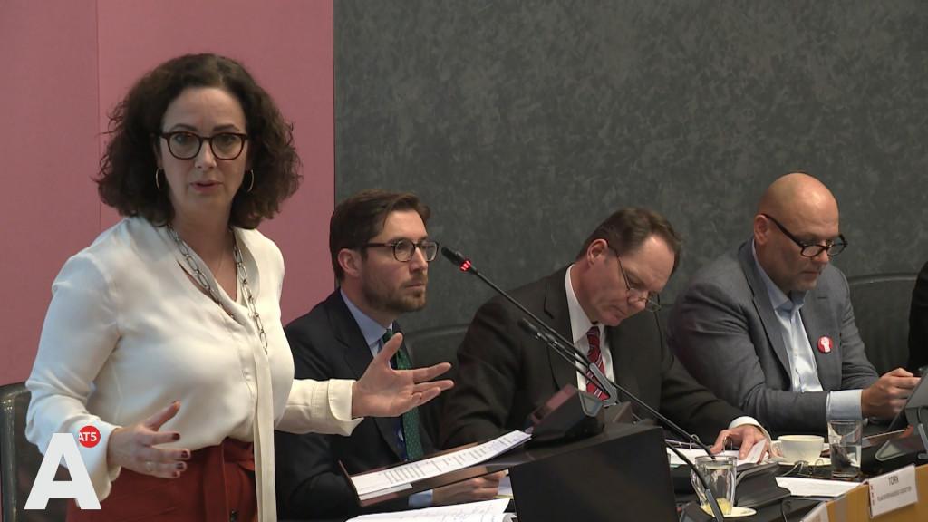 Nuance ging verloren volgens Halsema: 'Wet boerkaverbod geldt, maar handhaving geen prioriteit'