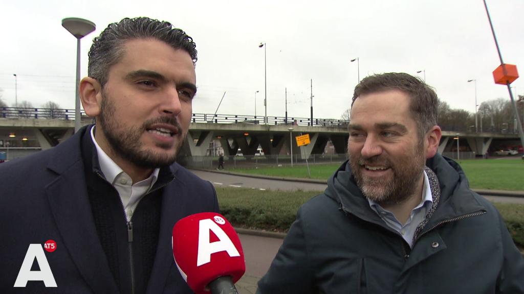VVD'er Dijkhoff doet rondje Nieuw-West na uitspraken over probleemwijken