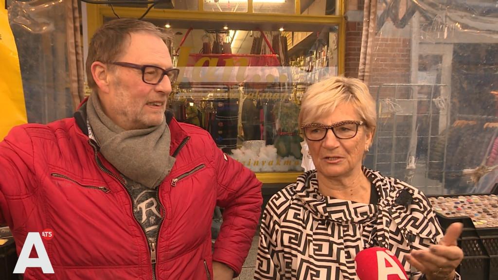 Bert en Thea nemen na vijftig jaar afscheid van Albert Cuyp