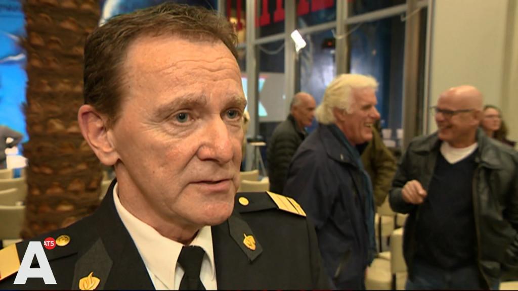 Brandweercommandant Leen Schaap trad al vijftig keer op tegen personeel