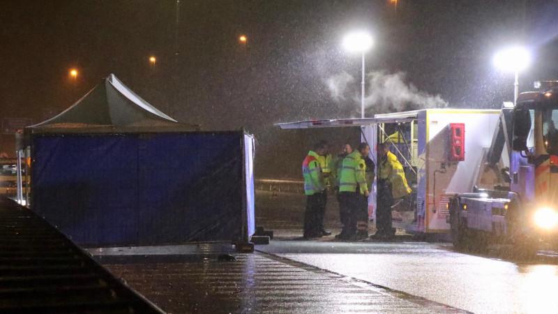 Ongeluk A10 Noord