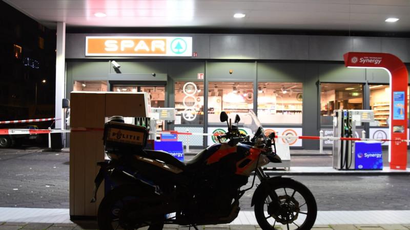 overval tankstation Meer en Vaart