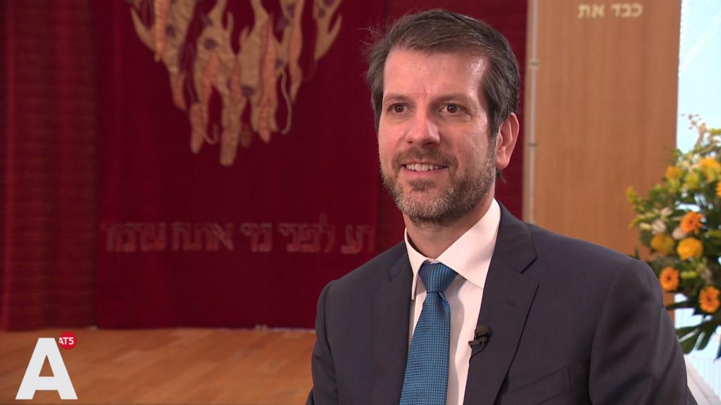 Groeiende Joodse gemeente heeft tweede rabbijn aangesteld