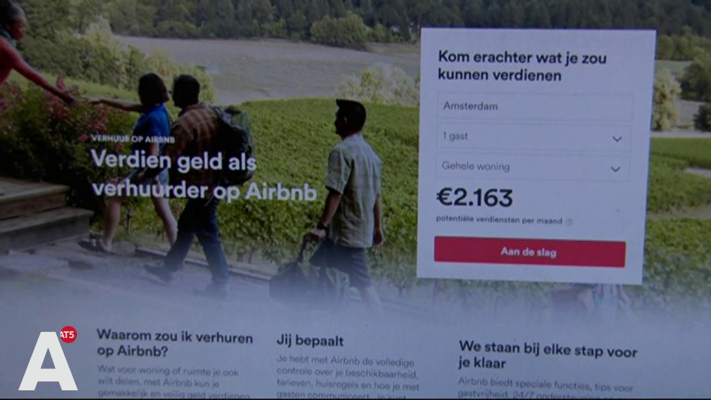 60 dagen verhuren via Airbnb nog steeds mogelijk ondanks nieuwe regels
