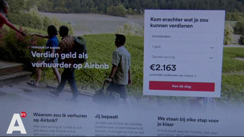 airbnb, 30 dagen, 60 dagen, vakantieverhuur