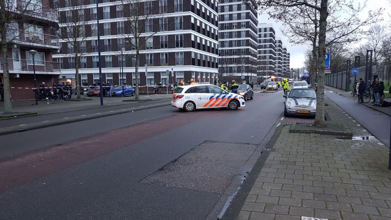 ongeval Wolbrantskerkweg