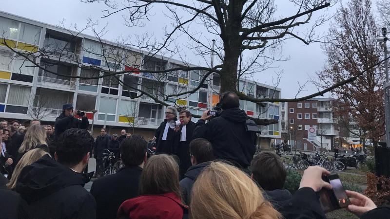 Advocatenprotest
