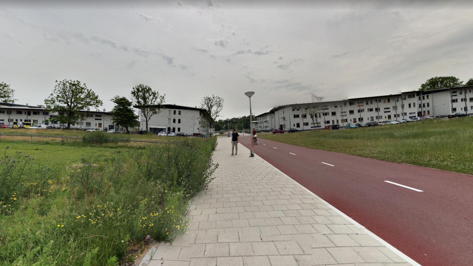 Startblok Riekerhaven. Foto: Google Streetview
