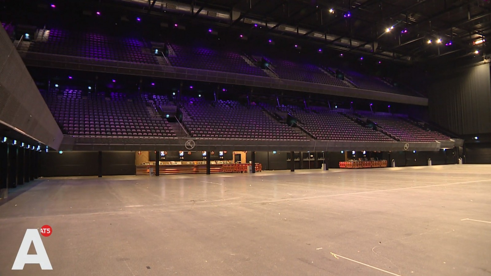 De Ziggo Dome bleek niet beschikbaar als locatie voor het Songfestival