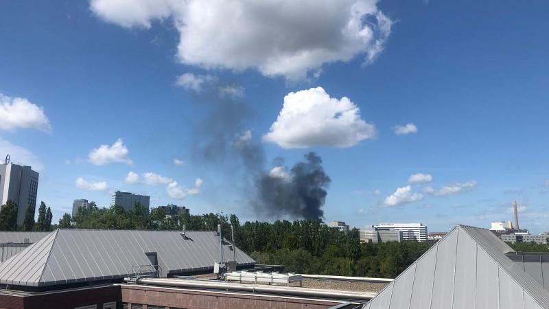 Brand Kajuitweg