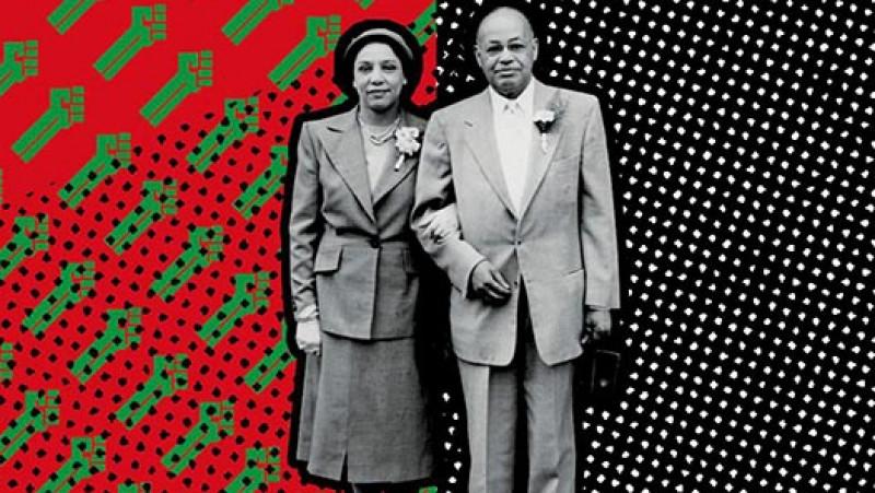 Hermina en Otto Huiswoud