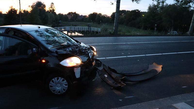 Gewonde bij ongeluk op IJdoornlaan