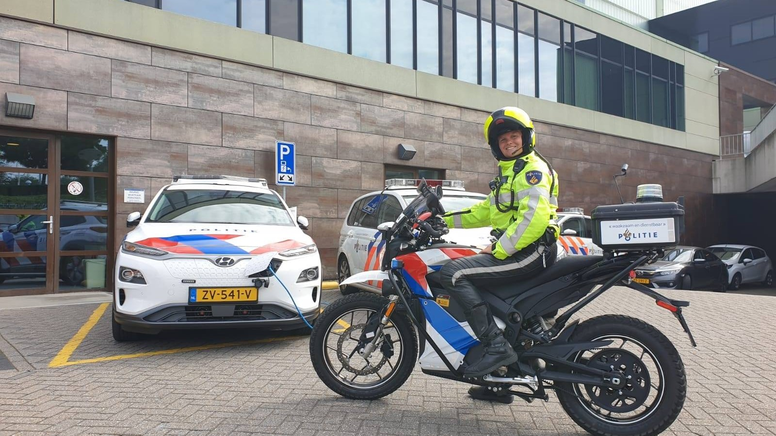 Politie Amsterdam Bijlmermeer