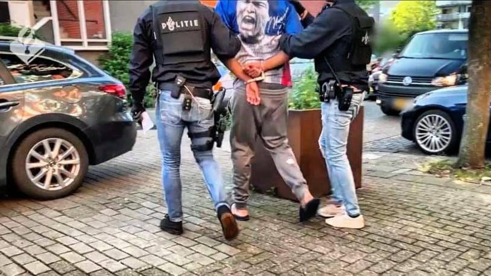 Facebook / Politie Amsterdam Overtoomse Sluis