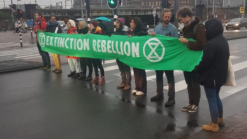 blokkade klimaat