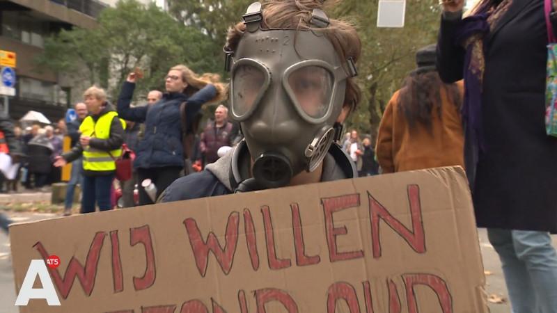 Protest Kattenburg