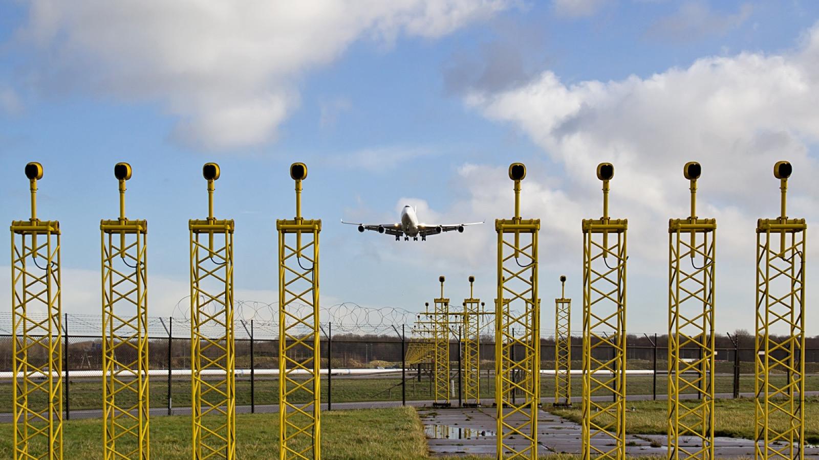Luchtverkeersleiding Nederland