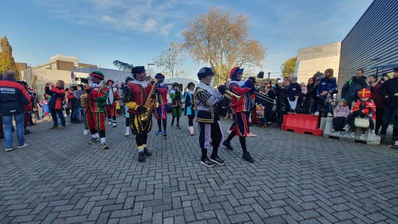 Intocht Sinterklaas 2019