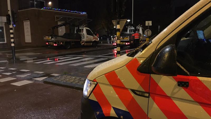 Plofkraak Hendrik de Bruynstraat