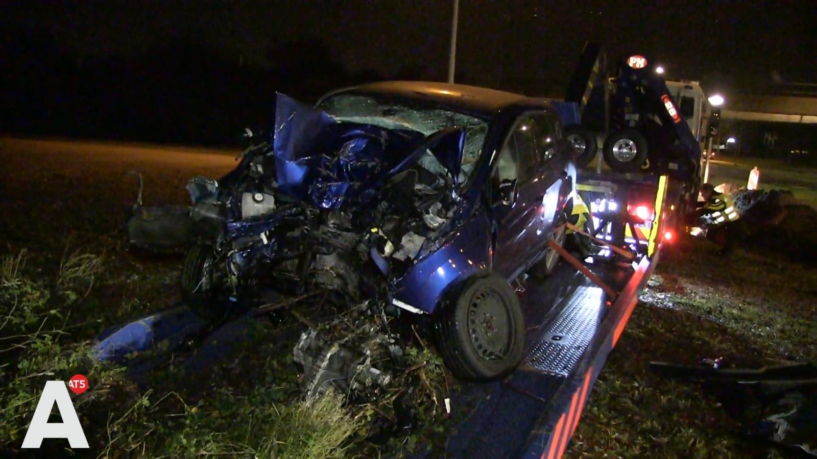 Taxichauffeur overleden na eenzijdig ongeluk in Westpoort.