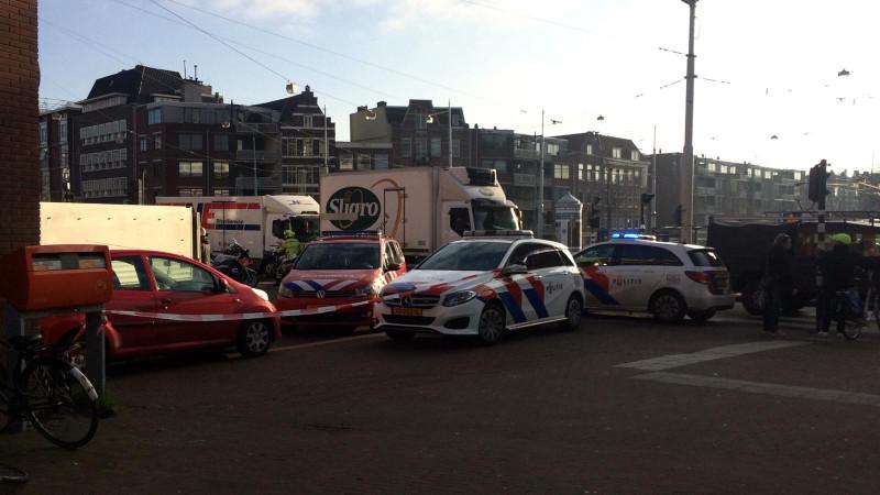 Incident Marnixstraat