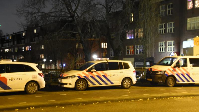 Politie-onderzoek in Zuid