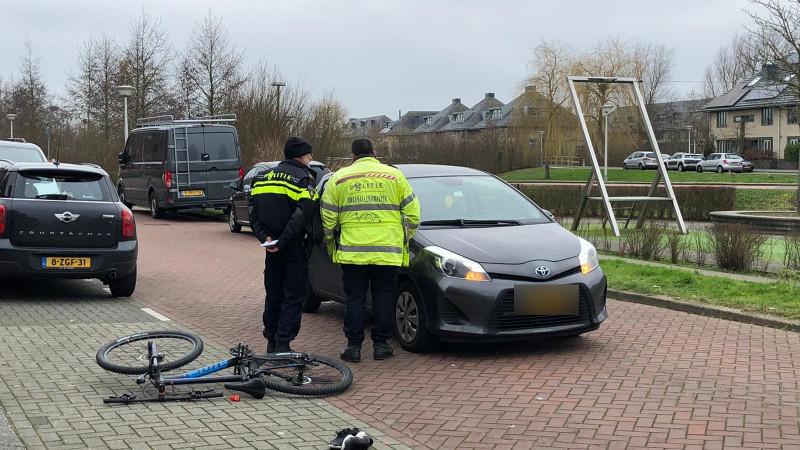 Kind raakt gewond bij ongeluk in Amstelveen
