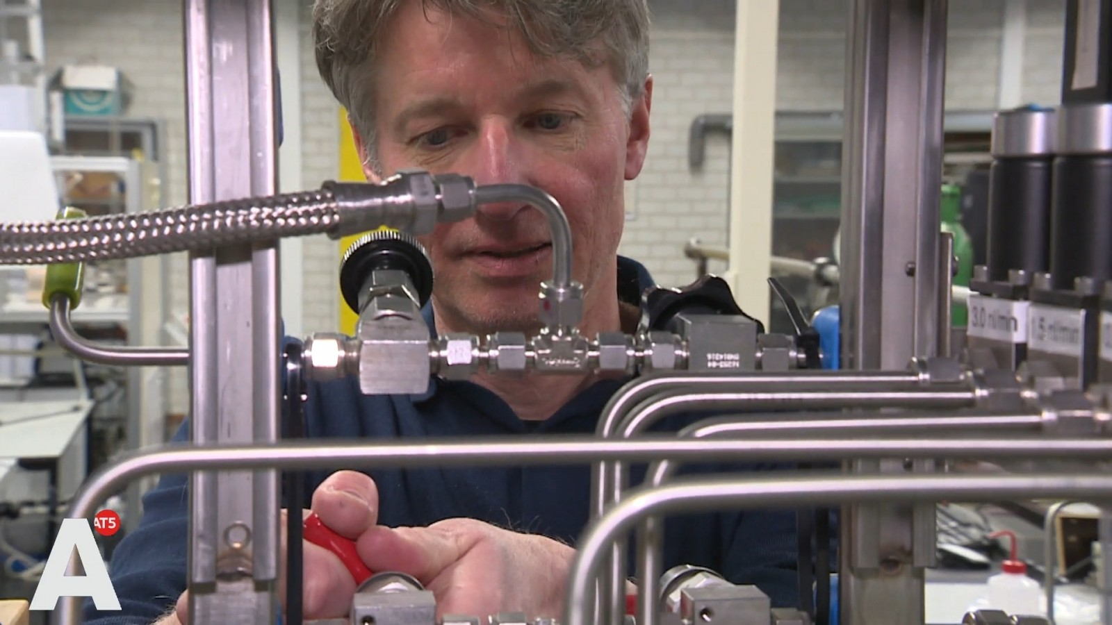 David Smeulders, hoogleraar Energiesystemen