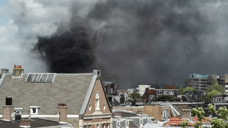 Brand oost