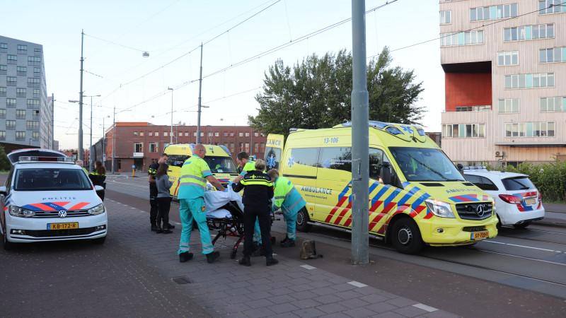 Vrouw neergeschoten op Verbindingsdam